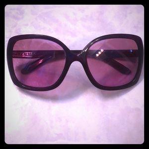 Oversized Oakley Sunglasses